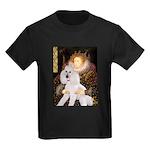 Queen / Std Poodle(w) Kids Dark T-Shirt