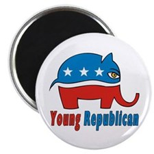 Young Republican Magnet