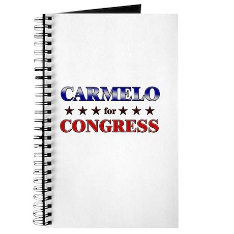 CARMELO for congress Journal