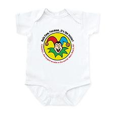 Funspot Jester Infant Bodysuit