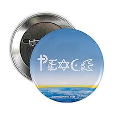 "Peace On Earth at Sunrise 2.25"" Button"
