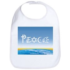 Peace On Earth at Sunrise Bib