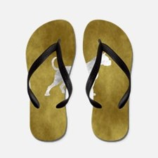 Grunge look Flip Flops