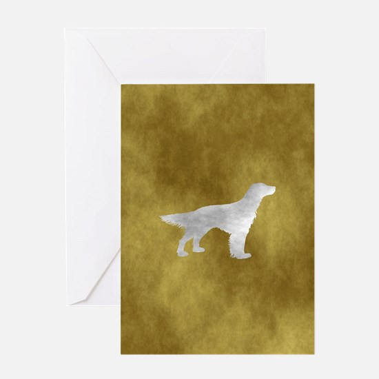 Cool Brown dogs Greeting Card