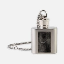 Funny Grunge look Flask Necklace