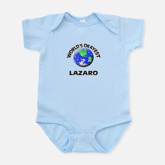 World's Okayest Lazaro Body Suit