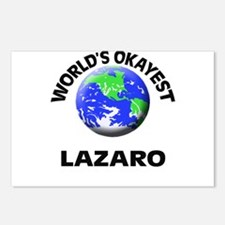 World's Okayest Lazaro Postcards (Package of 8)