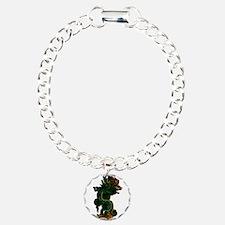 Mayan Serpent God Bracelet