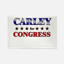 CARLEY for congress Rectangle Magnet