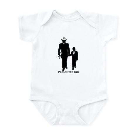 Pk (Son) Logo Infant Bodysuit