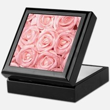 Unique Pink Keepsake Box