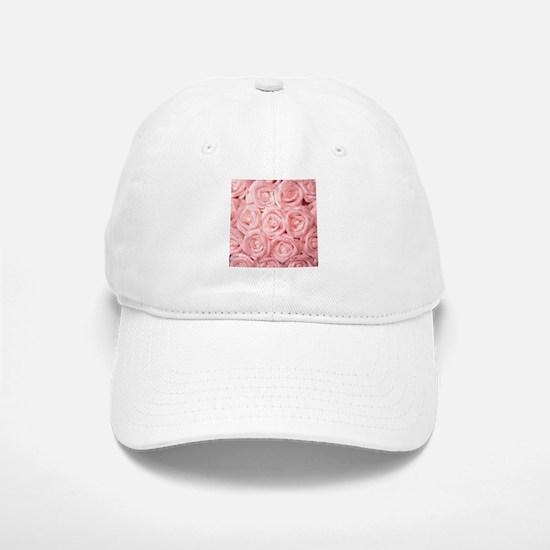 Gorgeous Roses,pink Baseball Baseball Cap