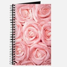 Gorgeous Roses,pink Journal