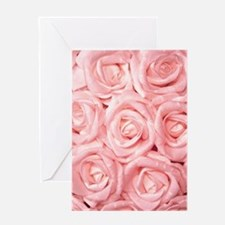 Gorgeous Roses,pink Greeting Cards