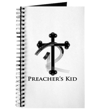 PK Cross (Blk/Gry) Logo Journal