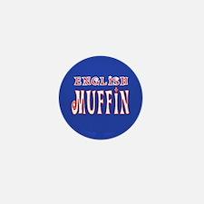 english muffin Mini Button