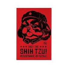 Chairman Shih Tzu! Propaganda Magnet