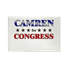 CAMREN for congress Rectangle Magnet (10 pack)
