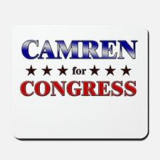 CAMREN for congress Mousepad