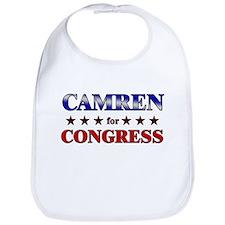 CAMREN for congress Bib