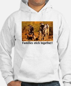 FAMILIES STICK TOGETHER Jumper Hoody