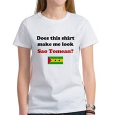 Make Me Look Sao Tomean Tee