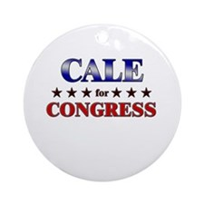 CALE for congress Ornament (Round)