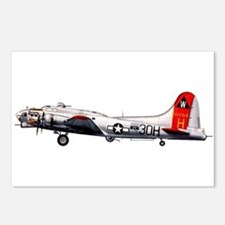 Cool B airplane Postcards (Package of 8)