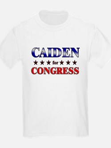 CAIDEN for congress T-Shirt