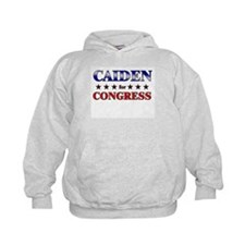 CAIDEN for congress Hoodie