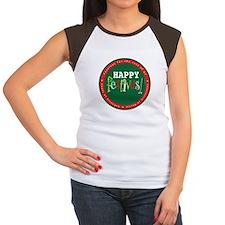 Festivus Women's Cap Sleeve T-Shirt