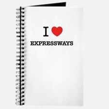 I Love EXPRESSWAYS Journal