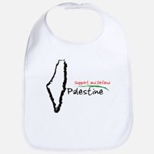 Support and defend palestine Bib