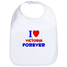 I Love Victoria Forever - Bib