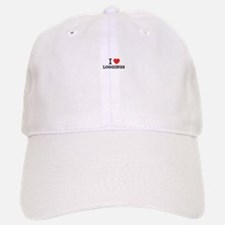 I Love LOGGINGS Baseball Baseball Cap