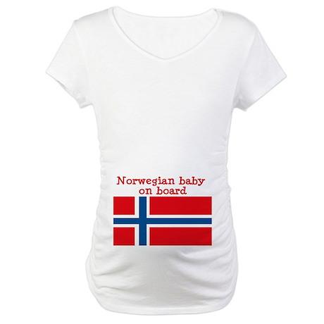 Norwegian Maternity T-Shirt