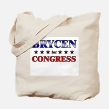 BRYCEN for congress Tote Bag