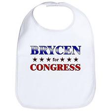 BRYCEN for congress Bib