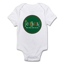 Festivus Infant Bodysuit