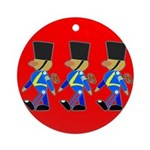 Toy Soldiers Ornament (Round)