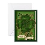 Four Leaf Clover Cards (Pk of 20)