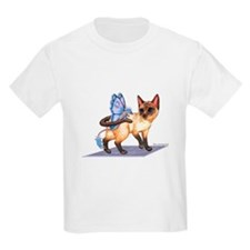 Tag Along Cat T-Shirt
