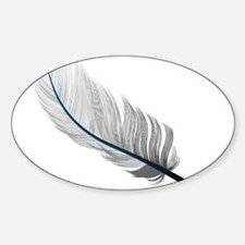 Gray Quill Decal
