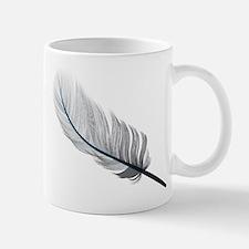 Gray Quill Mugs
