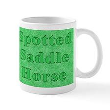 SSH Green Small Mug