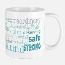 Daily Affirmations Mugs