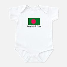 Bangladesh Pride Infant Bodysuit