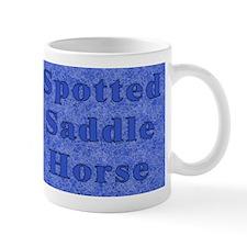 SSH Blue Small Mug
