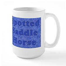 SSH Blue Mug