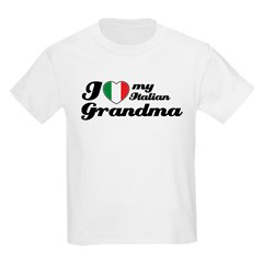 I love my Italian Grandma T-Shirt